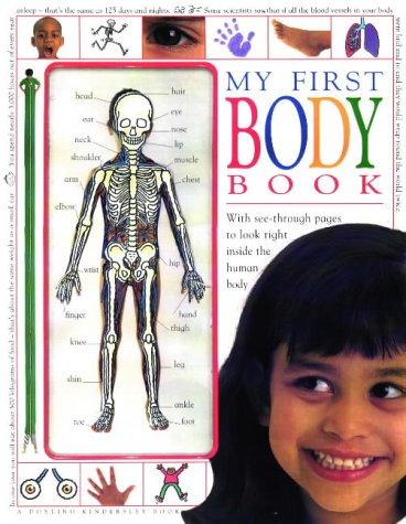 9780751353303: MY FIRST BODY BOOK 1st Edition - Cased