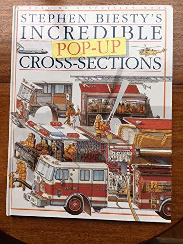 9780751353426: Stephen Biesty's Incredible Cross-Sections Pop-up Book (Stephen Biesty's cross-sections)
