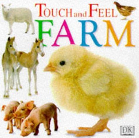 9780751353891: Farm (DK Touch & Feel)