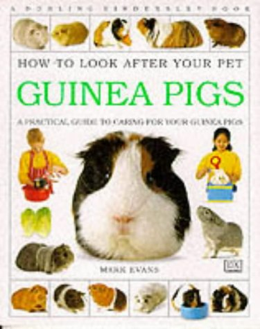 9780751353990: Guinea Pigs (How to Look After Your Pet)