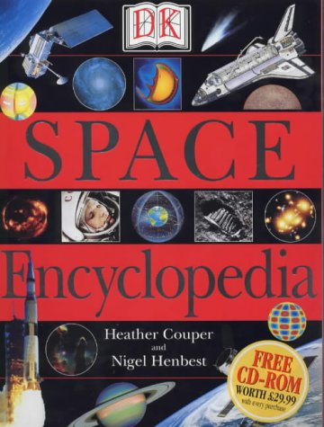 9780751354133: Space Encyclopedia (DK encyclopedia)