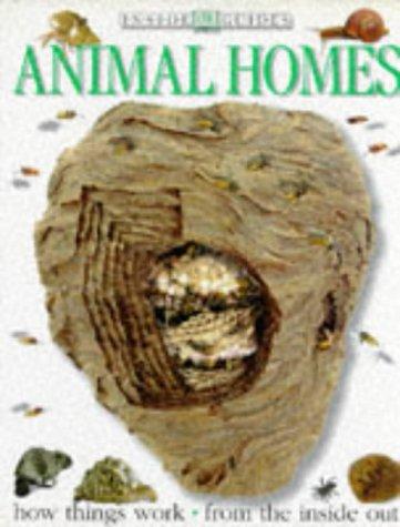 9780751354362: Animal Homes (Inside Guides)