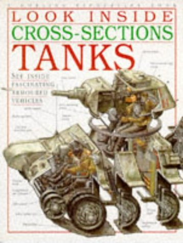 9780751354386: Tanks (Look Inside Cross-sections)