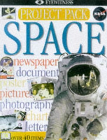 9780751355246: Space (Eyewitness Project Pack)