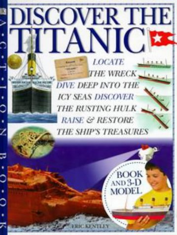 9780751356243: Discover the Titanic (Action Books S.)