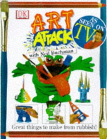 """9780751356267: """"Art Attack"""""""