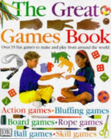 9780751356724: The Great Games Book