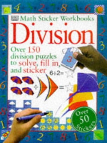 9780751356779: Maths Sticker Workbook:Division Key Stage 2 Ages 7-11