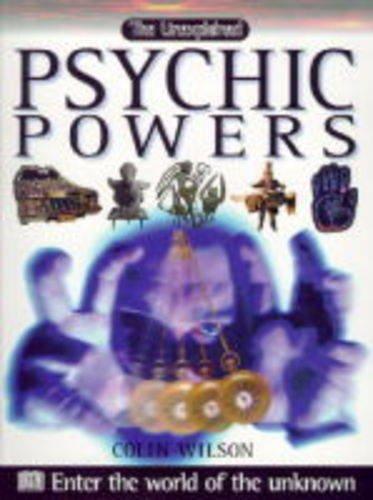 Psychic Powers: Wilson, Colin