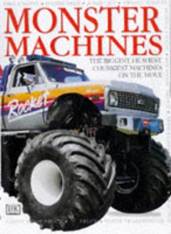 9780751356922: Monster Machines