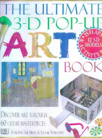 9780751357332: The Ultimate 3-D Pop-up Art Book