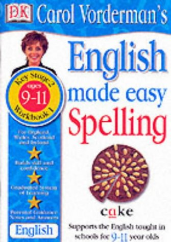 9780751357516: Spelling: Spelling - Key Stage 2 Book 1 (English Made Easy)