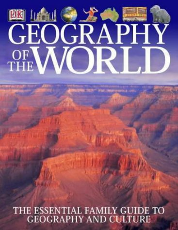 9780751357691: Geography of the World (Dk Reference)