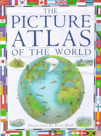 9780751357745: The Picture Atlas of the World
