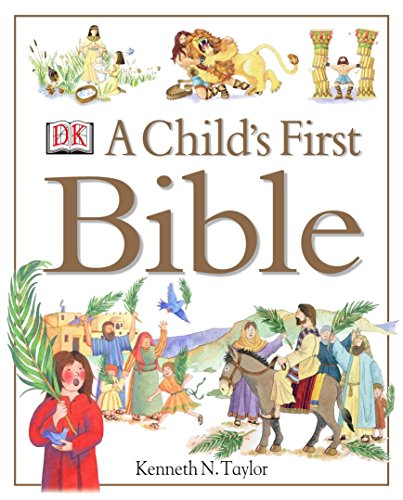9780751357769: A Child's First Bible