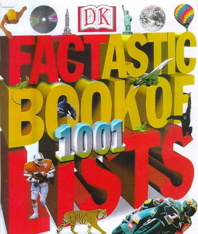 9780751357998: The Factastic Book of Lists