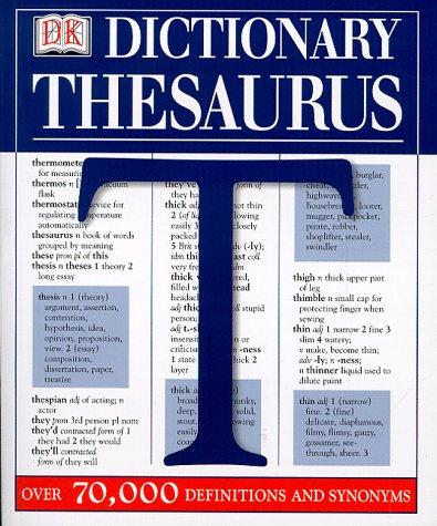 9780751358018: Pocket Dictionary/Thesaurus (Pockets)