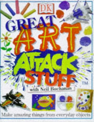 "9780751358094: ""Art Attack"" Great Stuff: Great Stuff v.2: Great Stuff Vol 2"