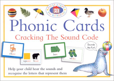 9780751358278: First Step Reading: Phonic Word Cards