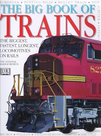 9780751358506: The Big Book of Trains