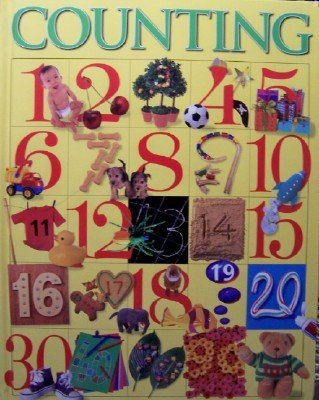 Counting Book (9780751358513) by King, Dave