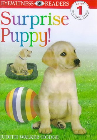 9780751358568: E/W READERS: SURPRISE PUPPY - LEVEL 1 1st Edition - Paper (Eyewitness Readers)