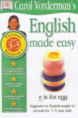 9780751358834: English Made Easy: Age 5-6 Bk.1: Book 1 (Carol Vorderman's English Made Easy)