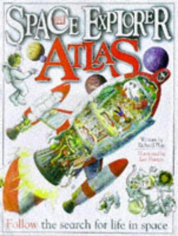 9780751358902: Space Explorer Atlas