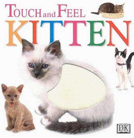 9780751359060: Kitten (DK Touch & Feel)