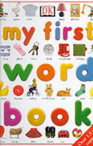 9780751359138: My First Word Book
