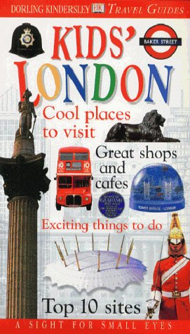 9780751359152: London (Kid's Travel Guide)