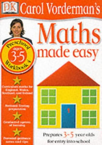 9780751359572: Maths Made Easy: Age 3-5 Bk.4