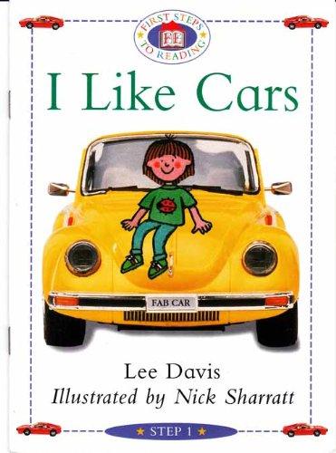 9780751359763: I Like Cars