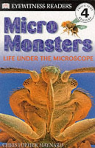 9780751359886: Micro Monsters (DK Readers Level 4)