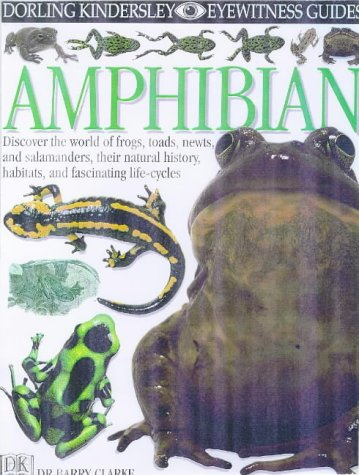 9780751360042: Amphibian (Eyewitness Guides)