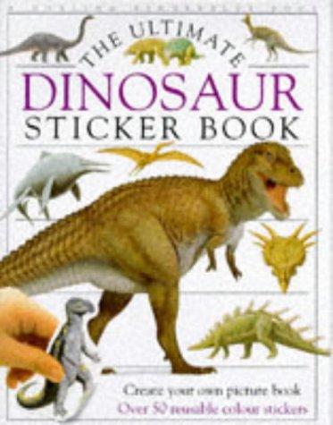 9780751360110: Ultimate Dinosaur Sticker Book (Ultimate Sticker Books)