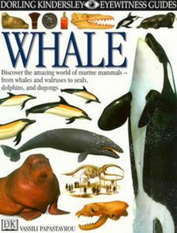 9780751360189: Whale (Eyewitness Guides)