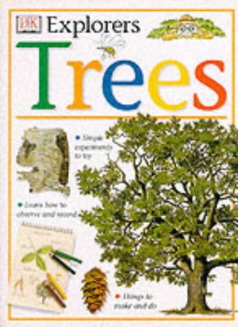 9780751360967: Trees (Eyewitness Explorers)