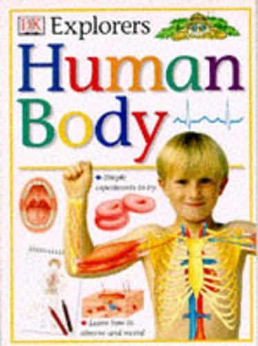 9780751361018: Human Body (Eyewitness Explorers)