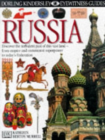9780751361247: Russia (Eyewitness Guides)
