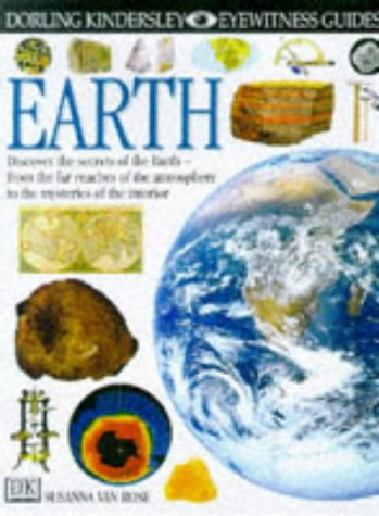 9780751361384: Earth (Eyewitness Guides)