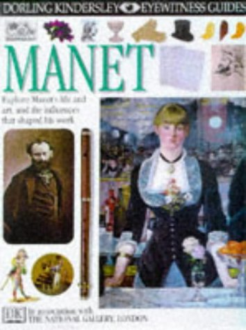 9780751361506: Manet (Eyewitness Guides)
