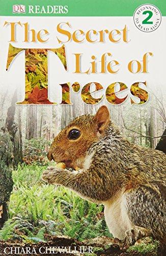 9780751362114: The Secret Life of trees (DK Readers, Level 2)