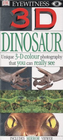 9780751363234: Dinosaurs (Eyewitness 3D Eye)