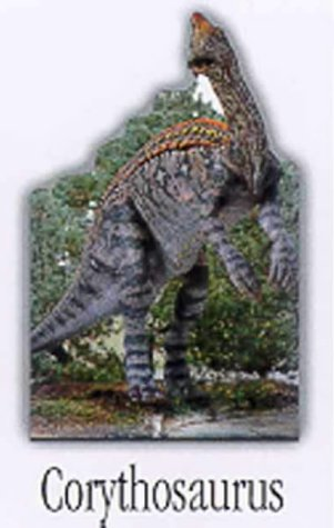 9780751363500: Corythosaurus (Dinosaur Board Books)