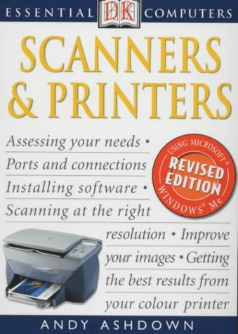 9780751364323: Scanners and Printing (Essential Computers)