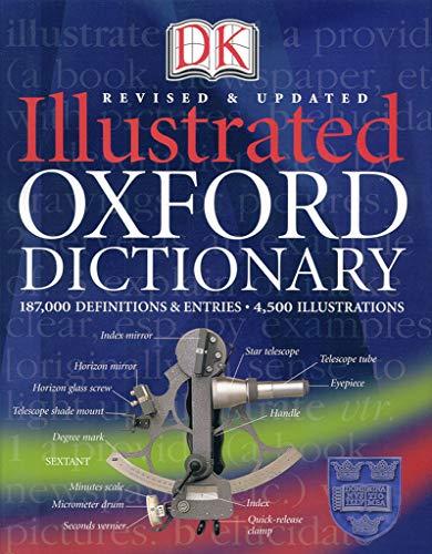 9780751364361: Dorling Kindersley Illustrated Oxford Dictionary