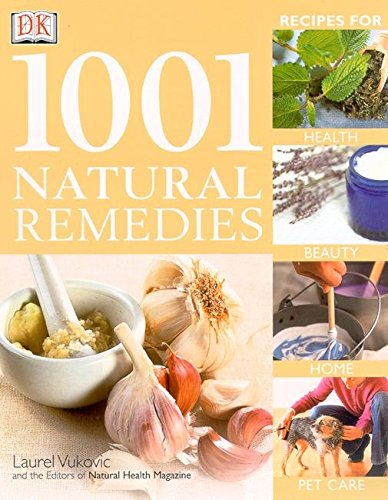 9780751364477: 1001 Natural Remedies
