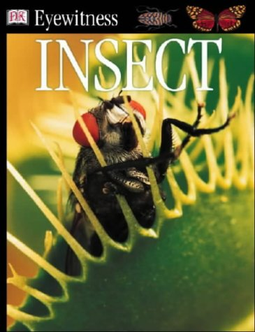 9780751364828: Insect (Eyewitness Guides)