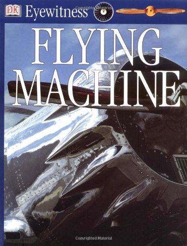 9780751364910: Flying Machine (Eyewitness)